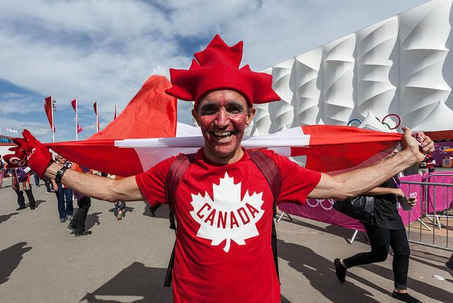 Friday Mixtape 196 - Canada Day